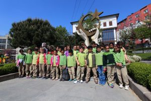 Şehitler Parkı ve Çanakkale Zafer Müzesi Toplu resim