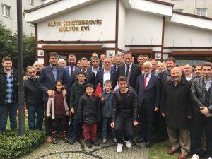 Aliya İzzetbegoviç Kültür evi adresi