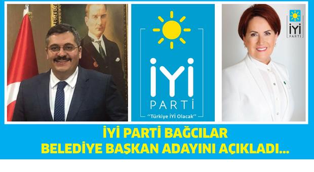 Bağcılar İYİ Parti Belediye Başkan Adayı