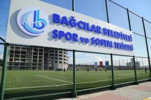 Bağcılar Belediyesi İstoç Spor ve Sosyal Tesisleri