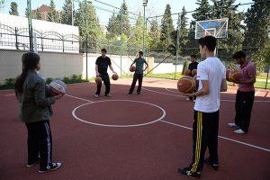Bağcılar Belediyesi Gençlik Merkezi Basket Sahası