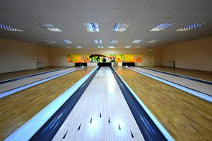 Bağcılar Belediyesi Gençlik Merkezi bowling Alanı