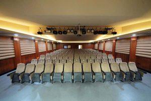 Güneşli - Kocayusuf Kültür Merkezi ve Bilgi Evi toplantı alanı