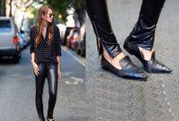 Sivri Burun Loafer Ayakkabı Modelleri 2019