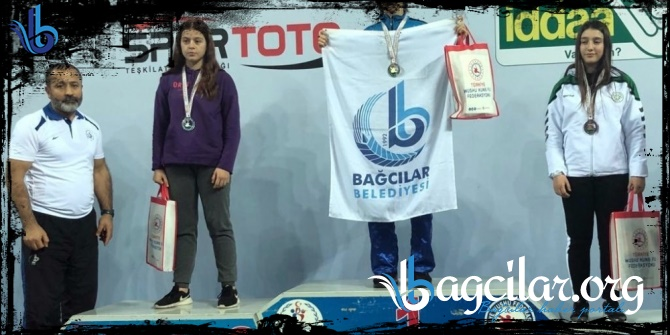 Bağcılar'dan 7 Sporcu Türkiye Kung Fu Şampiyonu Oldu