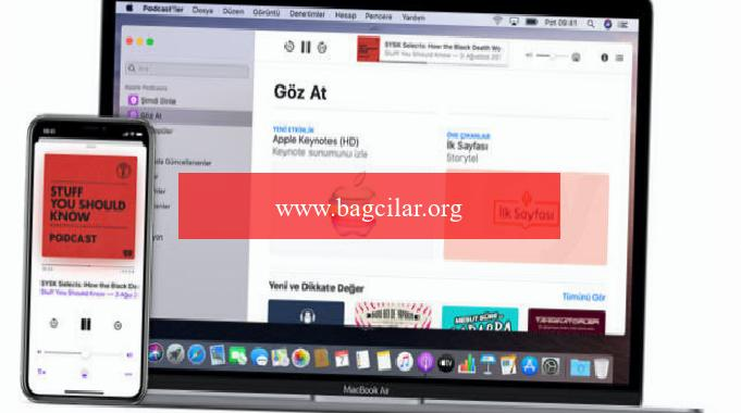 Apple Podcast, bayramda size meskeninizde eşlik edecek