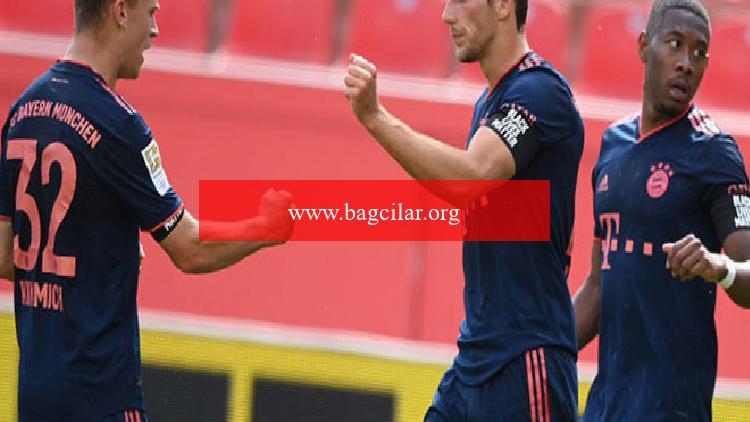 Bayer Leverkusen 2-4 Bayern Münih