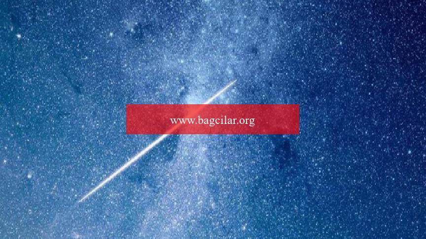 Düşen meteorun atmosfere giriş suratı ne kadardı?