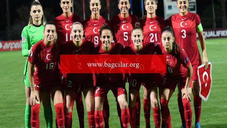 A Ulusal Bayan Futbol Kadrosu'nun aday takımı açıklandı