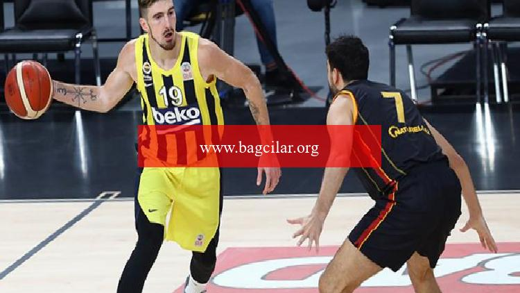 Fenerbahçe Beko 93-81 Galatasaray Tabiat Sigorta