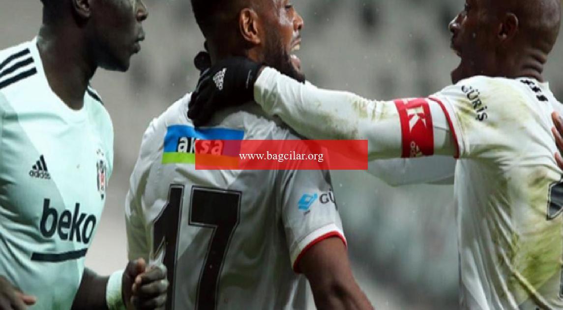 Beşiktaş'ta golcüler iş başında! Aboubakar ve Larin…