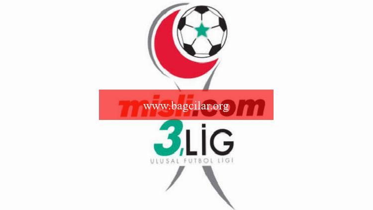 Misli.com 3. Lig'de hafta içi mesaisi! 13. maç günü…