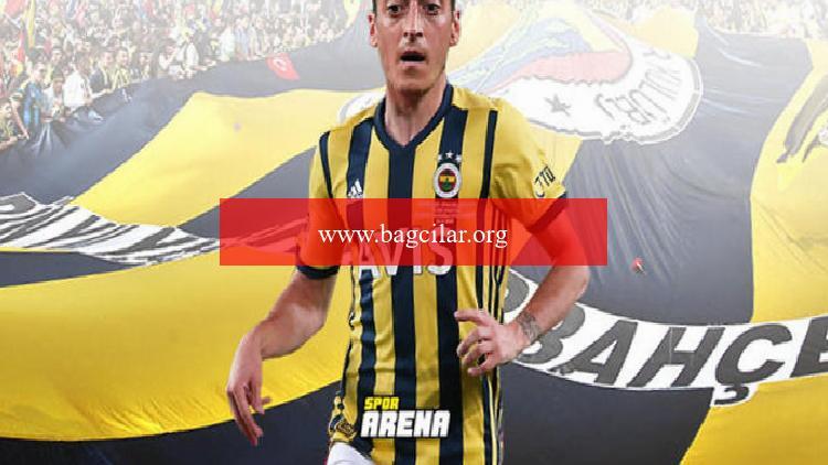 Fenerbahçe'den heyecanlandıran paylaşım! Mesut Özil…