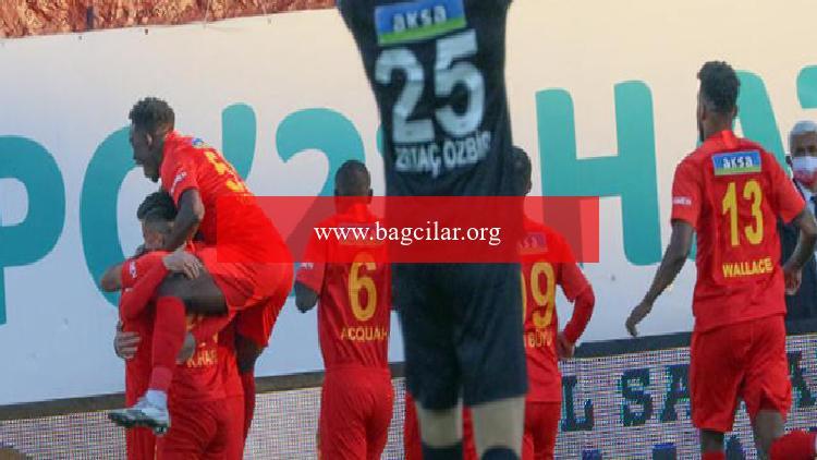 Hatayspor 1 – 2 Yeni Malatyaspor / Maçın özeti ve golleri