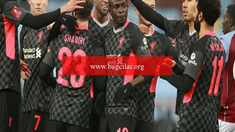 Liverpool, FA Kupası 3. çeşidinde 4 golle kazandı!