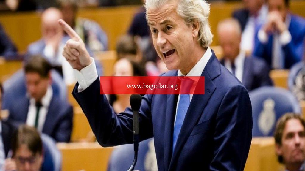 Türk düşmanı siyasetçiden Wilders skandal seçim vaadi!