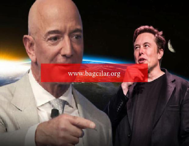 Uzay savaşı! 2 dev şirket birbirini suçladı