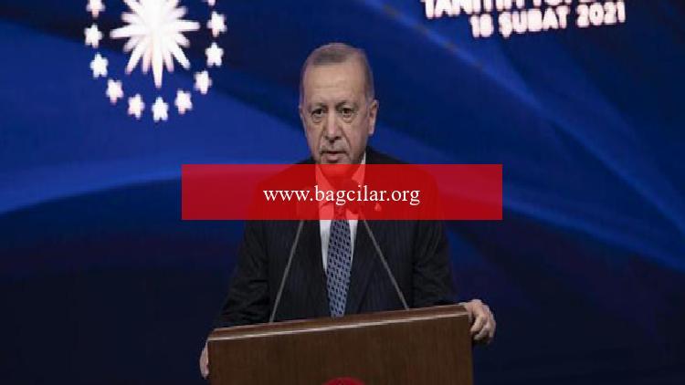 Cumhurbaşkanı Erdoğan: 'Türkiye sporda bizimle çağ atladı'