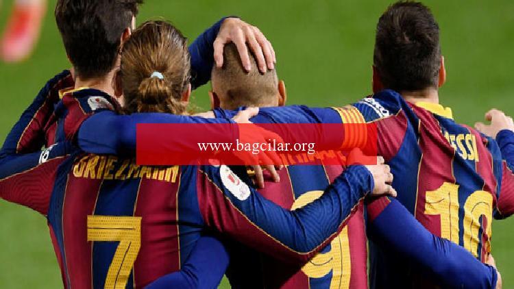 İspanya Kral Kupası'nda birinci finalist Barcelona