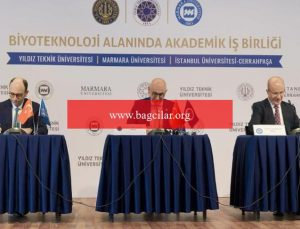 3 üniversiteden biyoteknoloji işbirliği