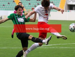 Akhisarspor 1 – 1 Altınordu (Maç özeti)
