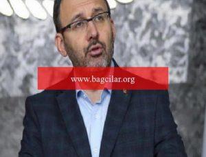 Bakan Kasapoğlu'ndan 23 Nisan Ulusal Egemenlik ve Çocuk Bayramı bildirisi