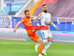 BB Erzurumspor 1-2 Başakşehir (Maç özeti ve golleri)