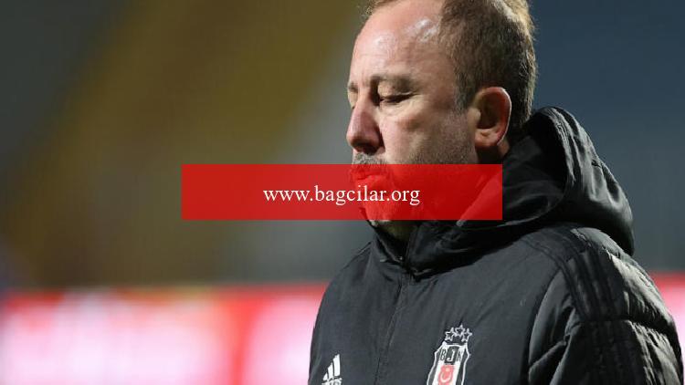 Beşiktaş'ta Sergen Yalçın'dan oyuncularına sitem! Fenerbahçe maçına dikkat çekti…