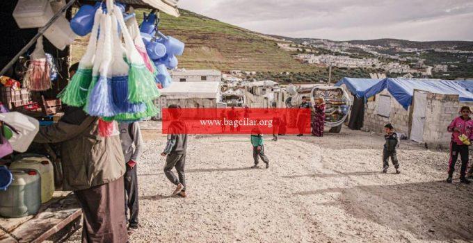İdlib sakinleri ramazana tekrar acıyla giriyor