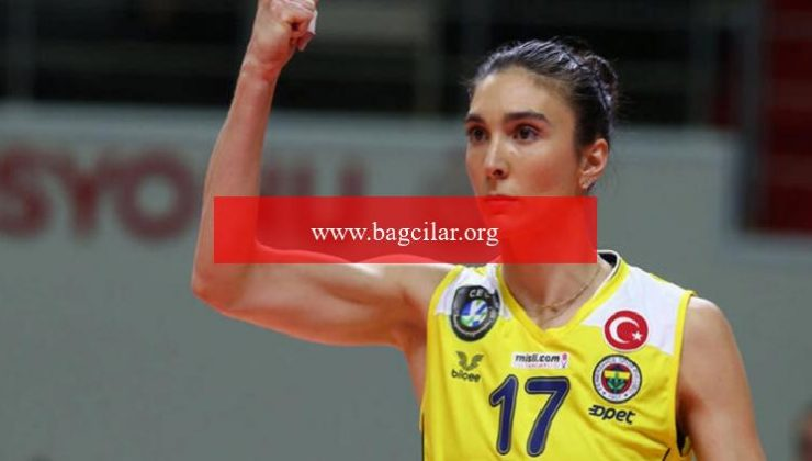 Naz Aydemir Akyol, 2 yıl daha Fenerbahçe Opet'te