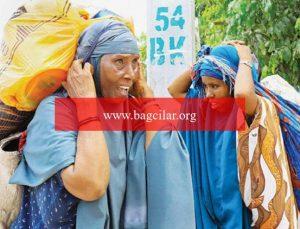 Somali gergin, halk kaçıyor