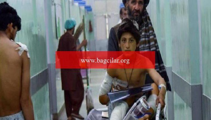Afganistan'da yolcu otobüsüne bombalı taarruz: 11 meyyit, 28 yaralı