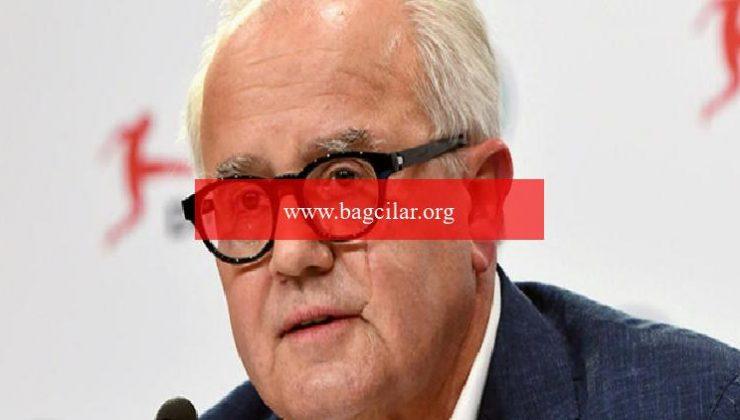"Almanya Futbol Federasyonu Lideri Keller'e eyaletlerden ""istifa"" daveti"