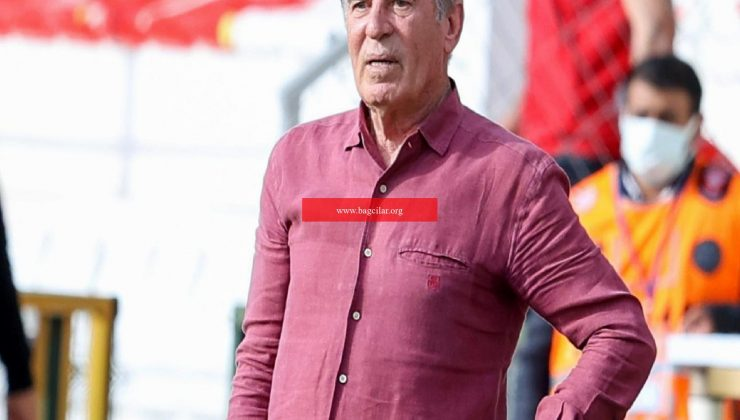 Altay'da Mustafa Denizli, Harika Lig umudunu tazeledi