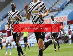 Aston Villa 1 – 3 Manchester United (Maç özeti)