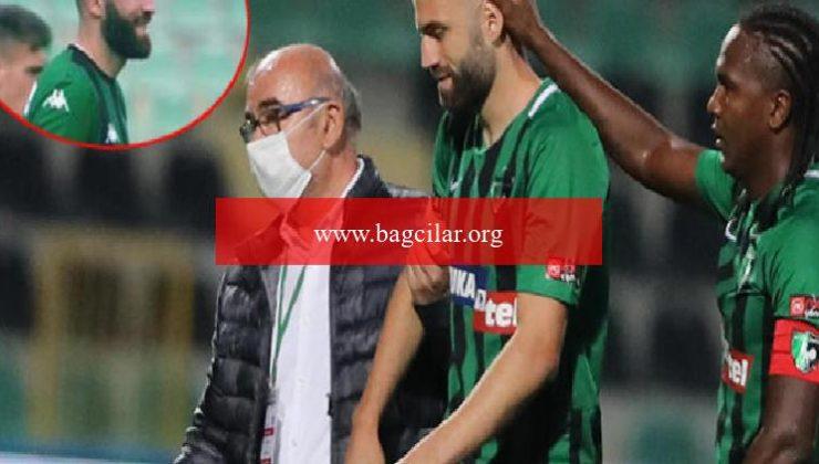 Denizlispor'da Mustafa Yumlu, Rizespor maçı sonrası yapılan gülme tenkitlerine isyan etti