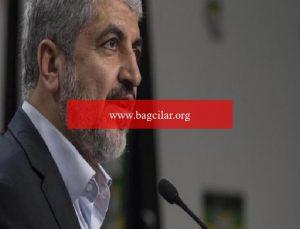 Eski Hamas Başkanı Halid Meşal: 'Gazze'deki direniş İsrail ordusunun imajını yok etti'