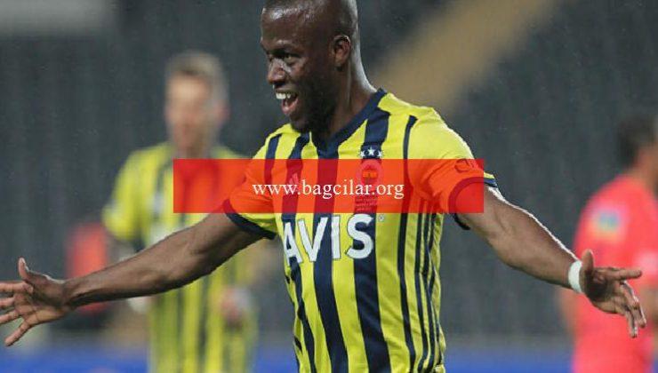 Fenerbahçeli Enner Valencia 12'den vurdu