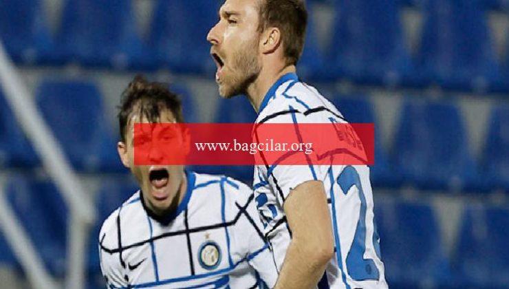 Inter'den şampiyonluk yolunda devam adım!