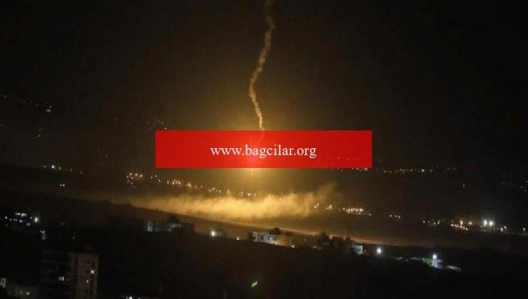İsrail'in Suriye'ye füze saldırısı düzenlediği argüman edildi