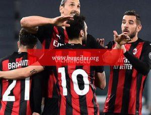 Juventus 0 – 3 Milan (Maç özeti)