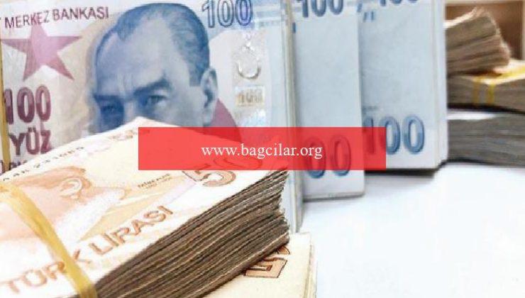 Nisanda bütçe 16.9 milyar lira açık verdi
