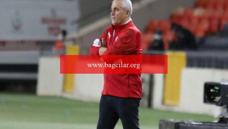 """Sivasspor'da İstek Çalımbay'ın Avrupa hayali! """"Hedefimize ulaşmak istiyoruz"""""""
