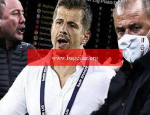 Son Dakika: Şampiyonluk üçlü averaja kalırsa! Beşiktaş, Fenerbahçe, Galatasaray…