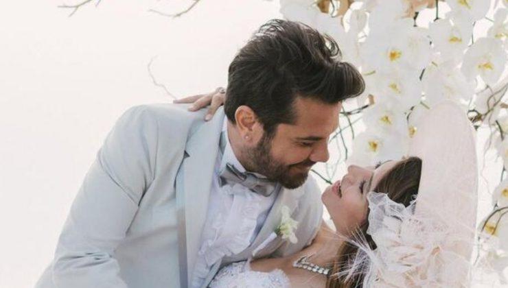 Kenan Doğulu'dan Evlilik Yıl Dönümü Paylaşımı