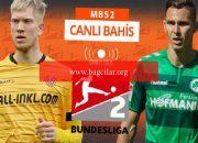 2. Bundesliga maçları Misli.com'da CANLI! Öne çıkan iddaa iddiası ise…