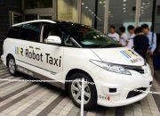 Robot Taksi Servisi General Motors tarafından 2019'da Yayınlanacak