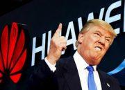 Trump şimdi de Huawei'yi gözüne kestirdi