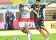 Alanyaspor 1-0 Konyaspor / Maçın özeti ve gol…