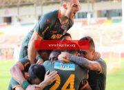 Alanyaspor 3-0 Başakşehir (Maç özeti ve golleri)